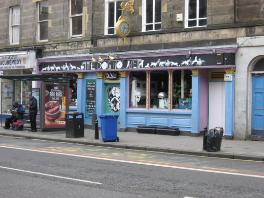 The Dog House in Edinburgh