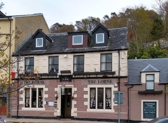 The Lorne, Inverness