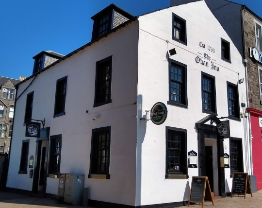 The Oban Inn, Oban