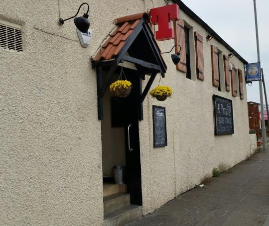 The Village Inn in Edinburgh