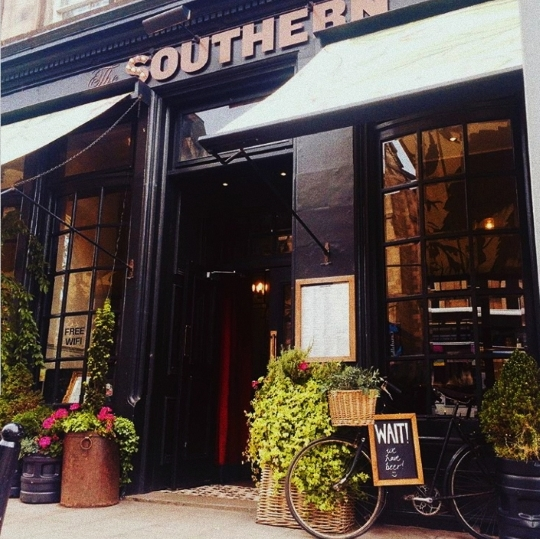 The Southern in Edinburgh.