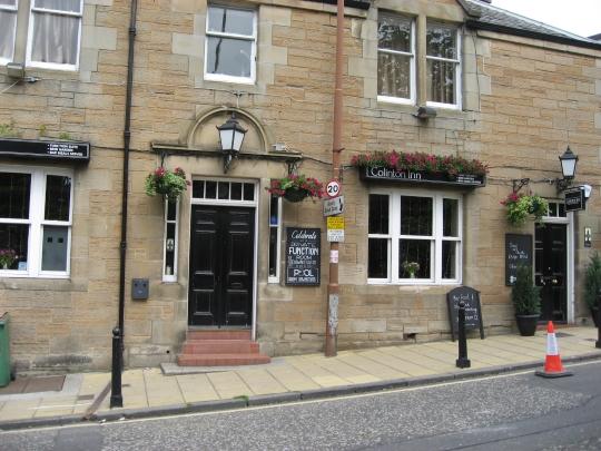Colinton Inn in Edinburgh.