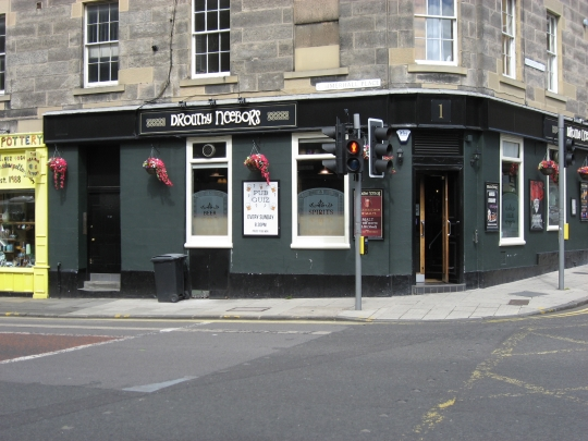 Drouthy Neebors in Edinburgh.