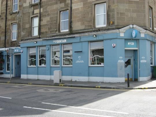 The Fountain Edinburgh Pubquizzy