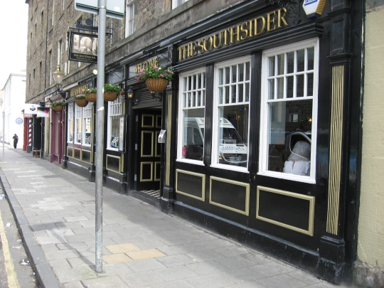 The Southsider in Edinburgh.