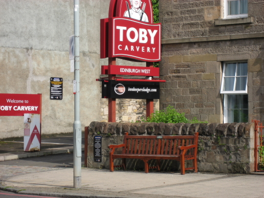 Toby Carvery Edinburgh West in Edinburgh.