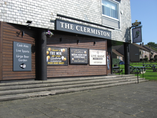 The Clermiston in Edinburgh.