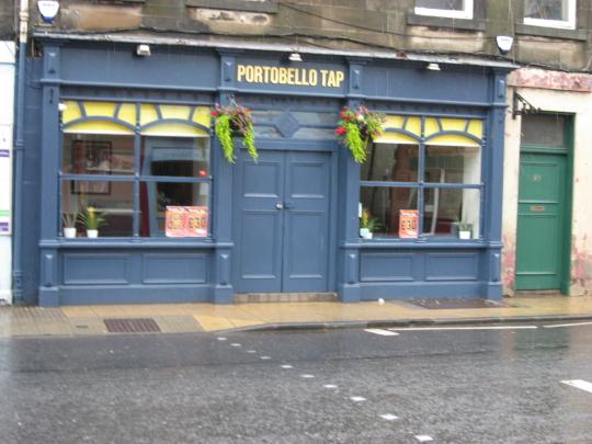 Portobello Tap in Edinburgh.