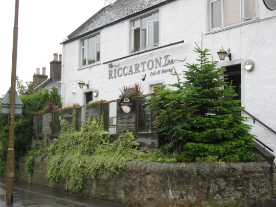 The Riccarton Inn in Edinburgh.