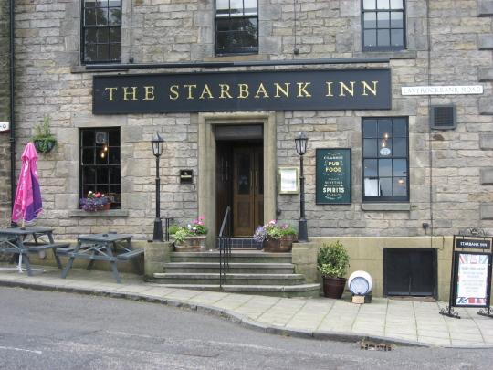 The Starbank Inn in Edinburgh.