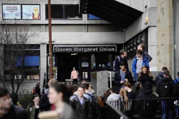 Queen Margaret Union in Glasgow