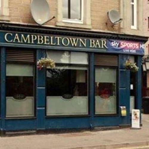 Campbeltown Bar in Dundee.