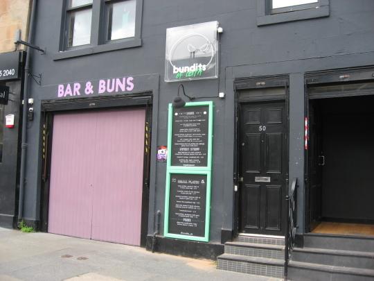 Photograph of Bundits in Edinburgh.