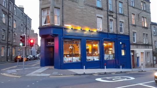 Photograph of One Canonmills in Edinburgh.